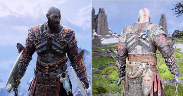 The 5 Best Armor Sets In God Of War PS4 (& The 5 Worst)