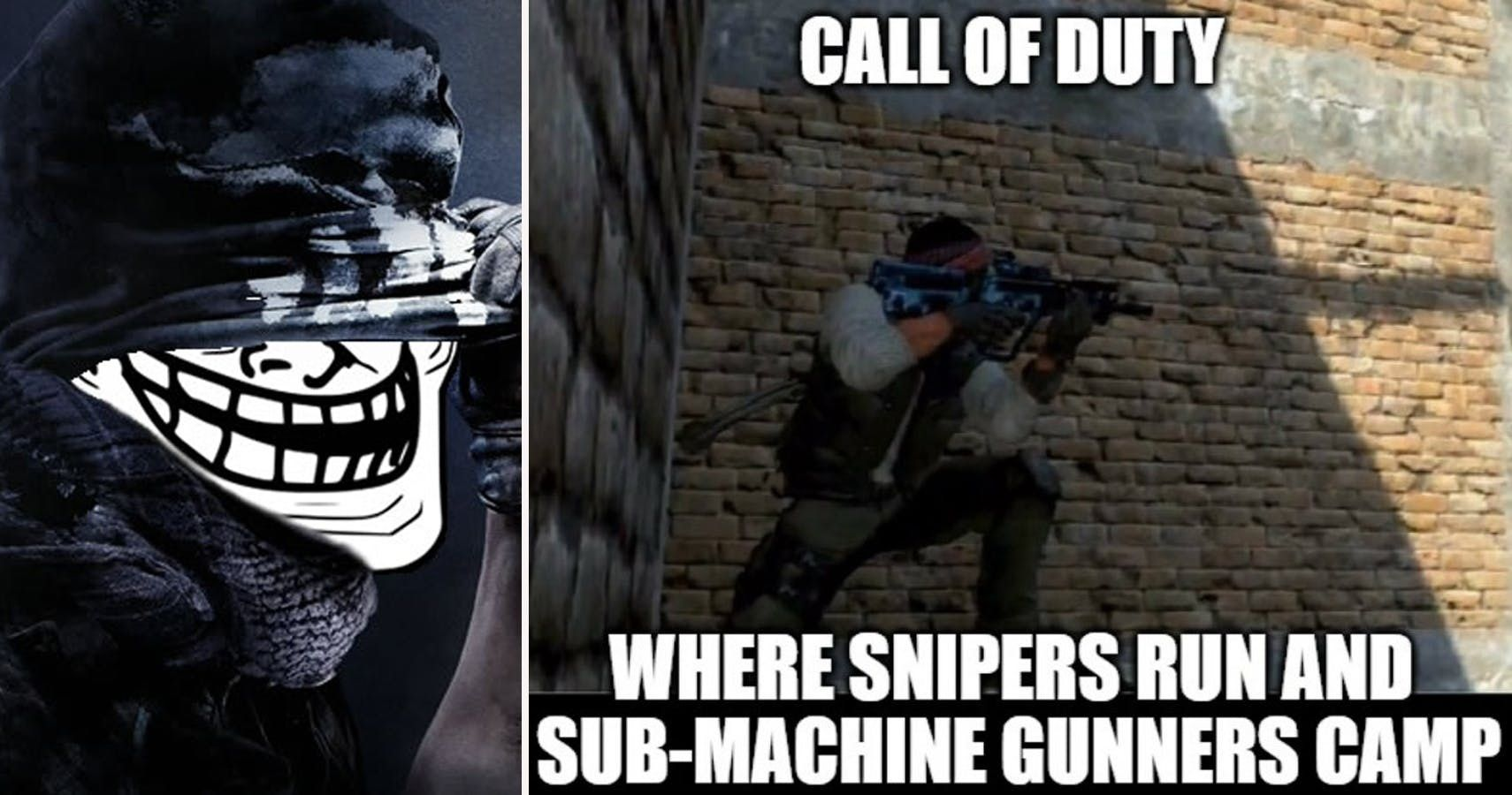 Call Of Duty 10 Memes That Are Too Hilarious For Words