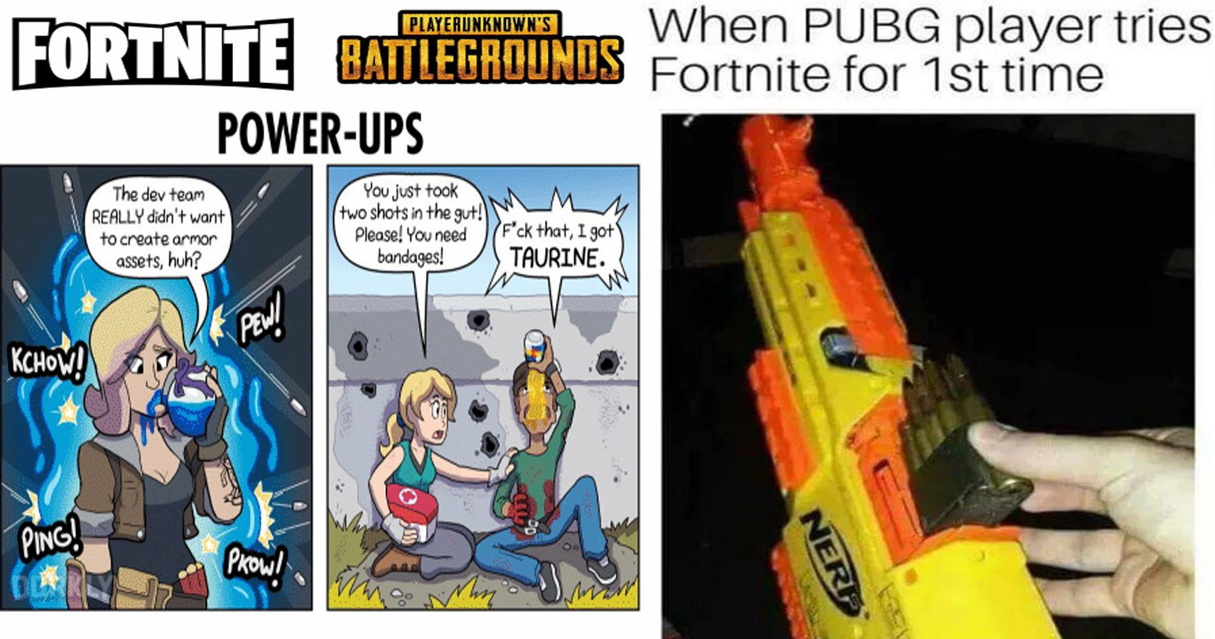 10 Fortnite Vs Pubg Memes That Are Too Hilarious For Words