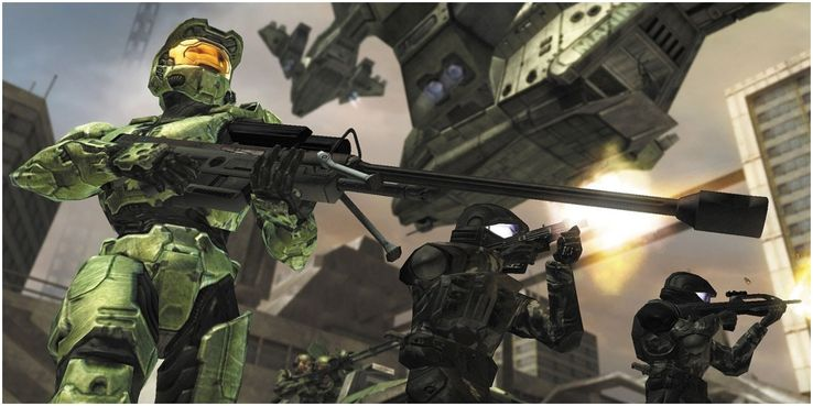 Halo: The 10 Most Overpowered Weapons In The Entire Series