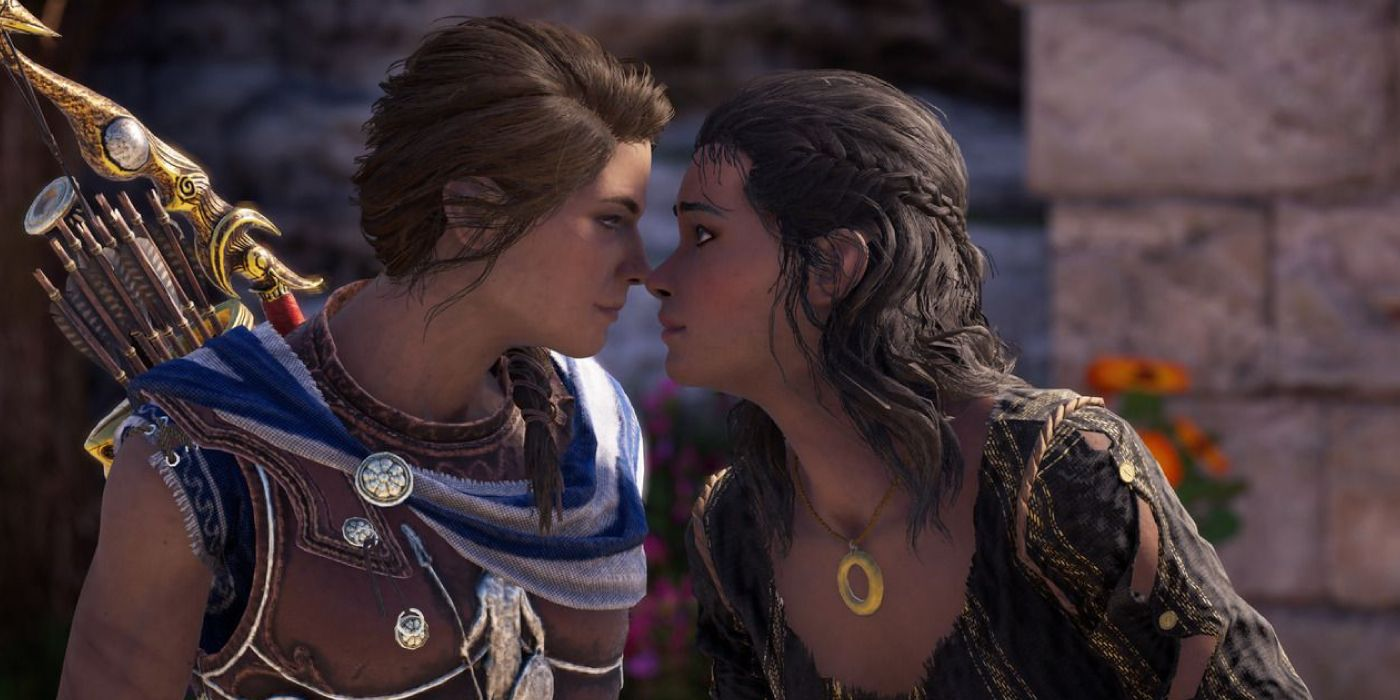 Assassin S Creed Odyssey Got Ancient Greek Sexuality Right