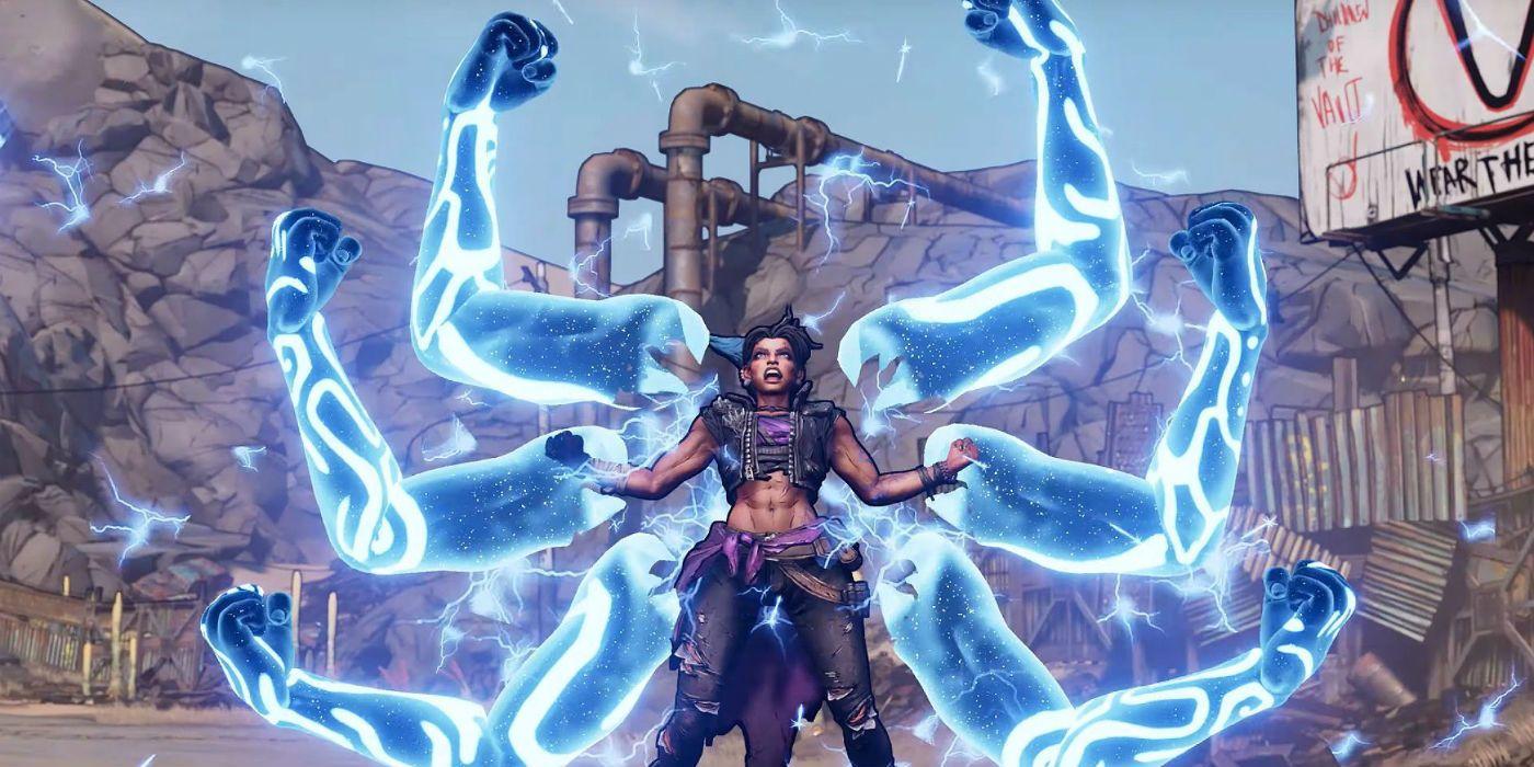 Borderlands 3: Best Builds for Amara the Siren