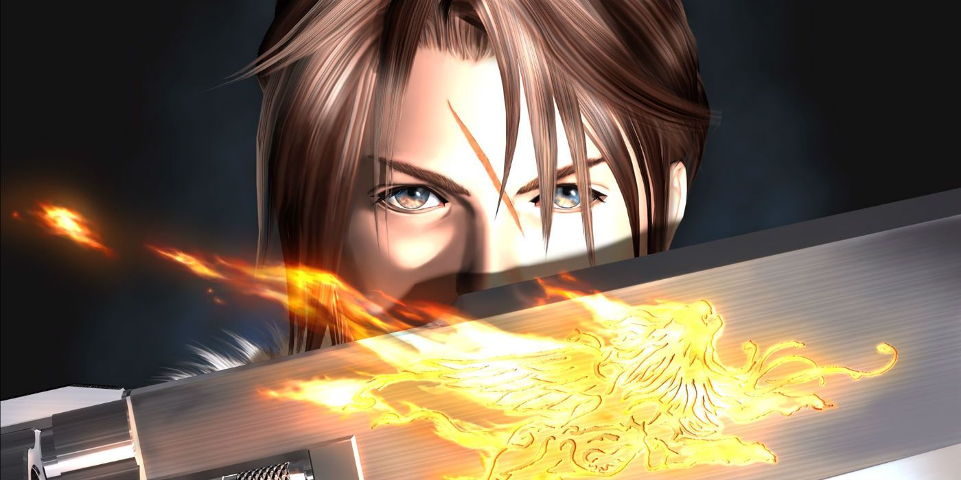 Final Fantasy 8 Remastered Gets Release Date
