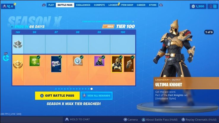 Fortnite Season 10 Battle Pass Here Are The New Skins