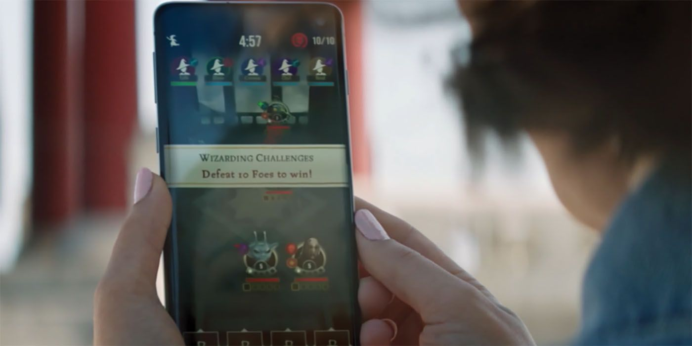 Harry Potter Wizards Unite Adds Pokemon GO Inspired In-Game Item