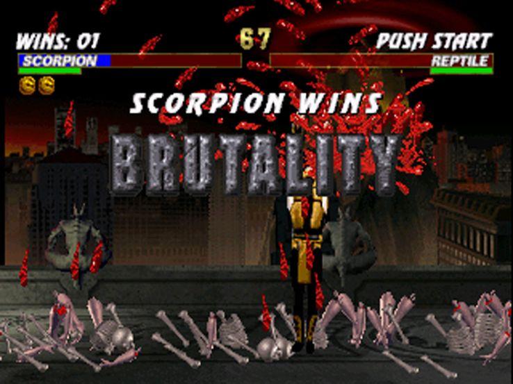 Mortal Kombat 11: The Not So Subtle Art of the Brutality
