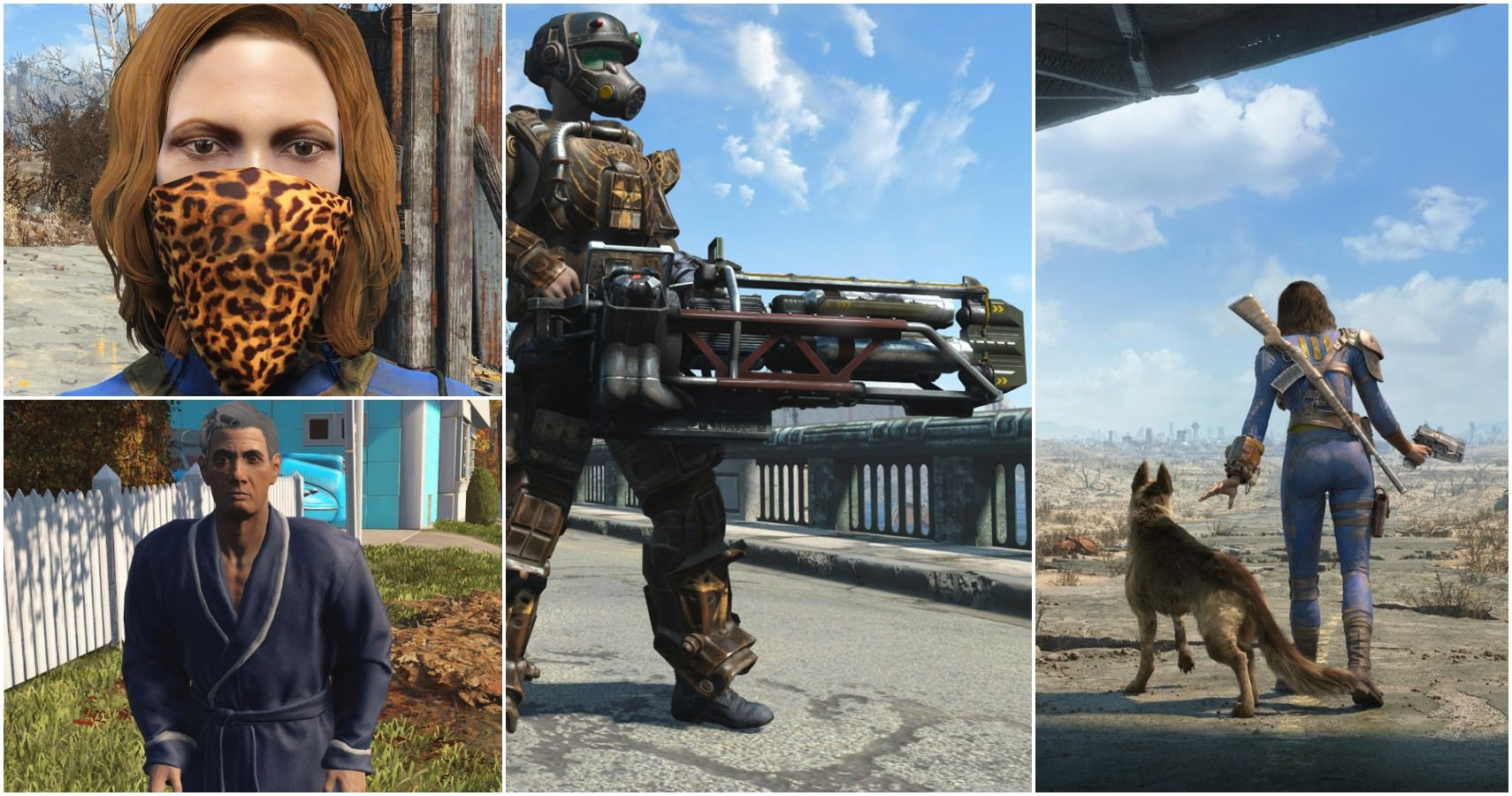 Some Of The Coolest Stuff That Was Cut From Fallout 4