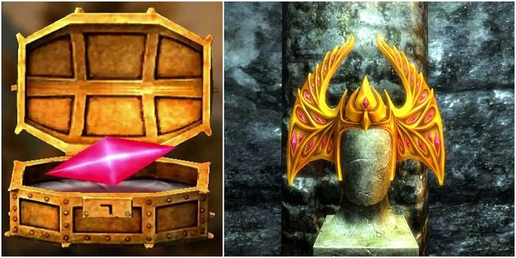 Skyrim: 5 Rare Magical Effects You Never Noticed (& 5 Rare