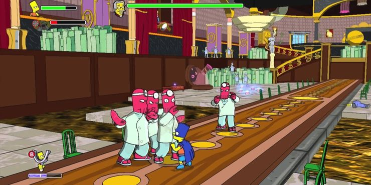 The Simpsons 10 Best Games Of All Time Ranked Game Rant