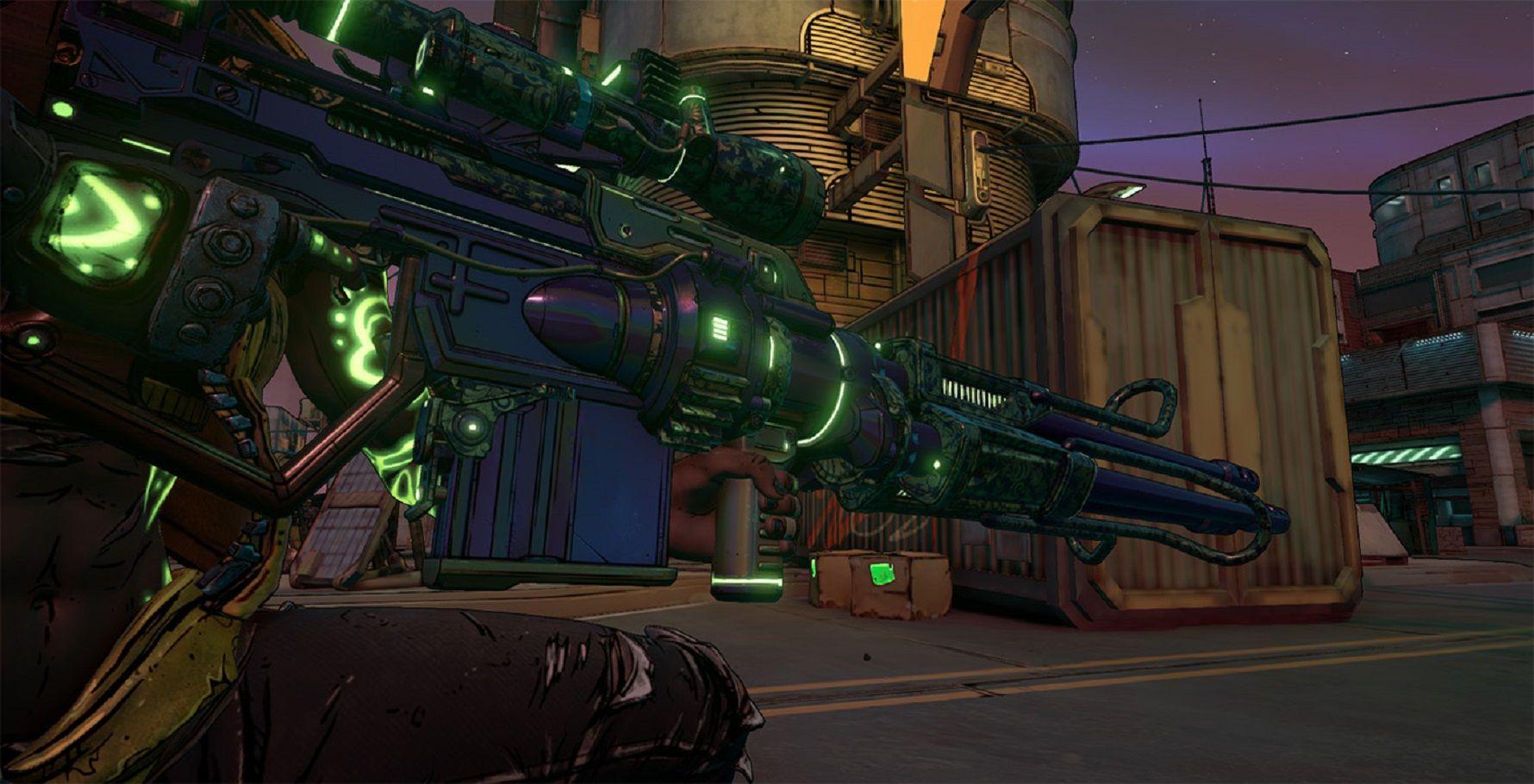 Borderlands 3: 10 Most Insane Legendary Weapons   Game Rant
