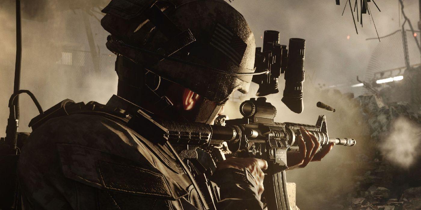 Call of Duty pokročilé vojny multiplayer dohazování