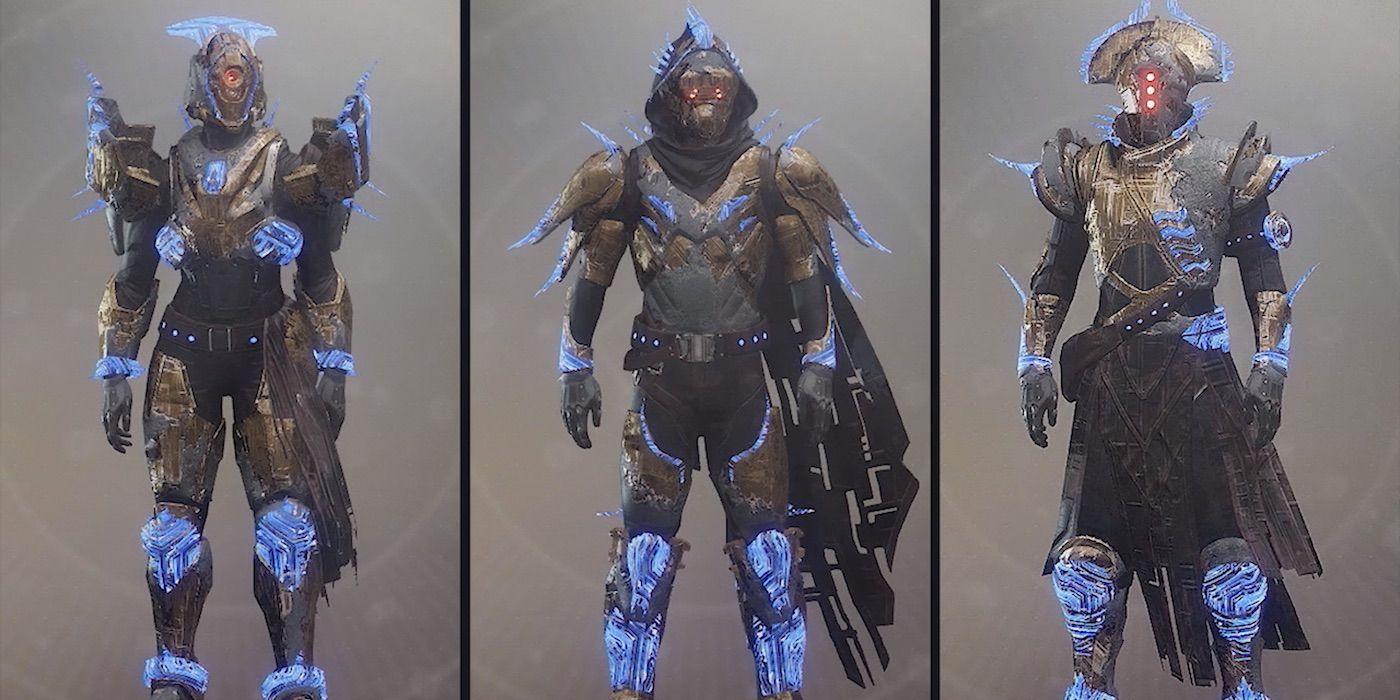 Raid Gear destiny shadowkeep