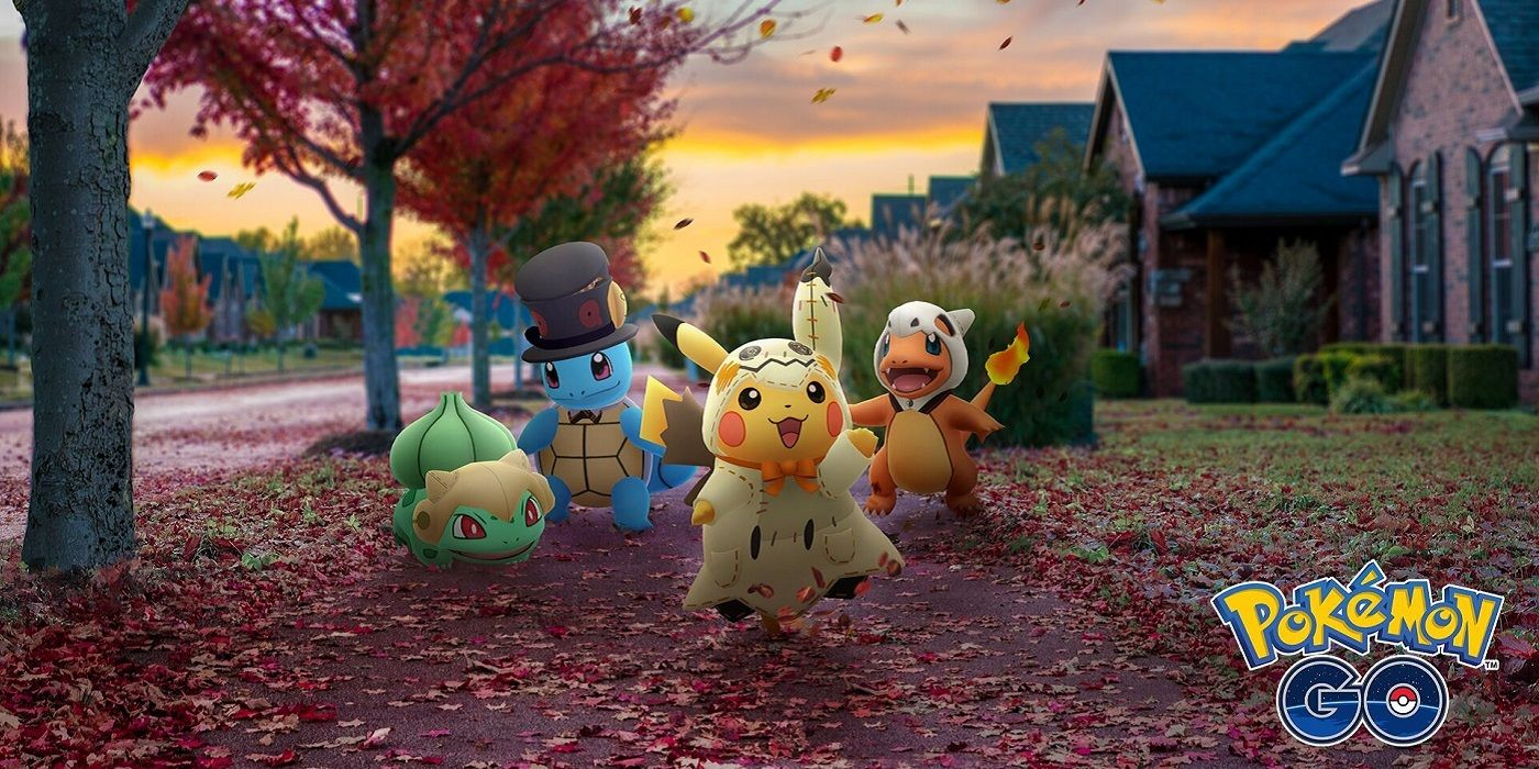 Pokemon GO Halloween 2019 Event Confirmed, Adds New Shiny Pokemon and Raid Boss