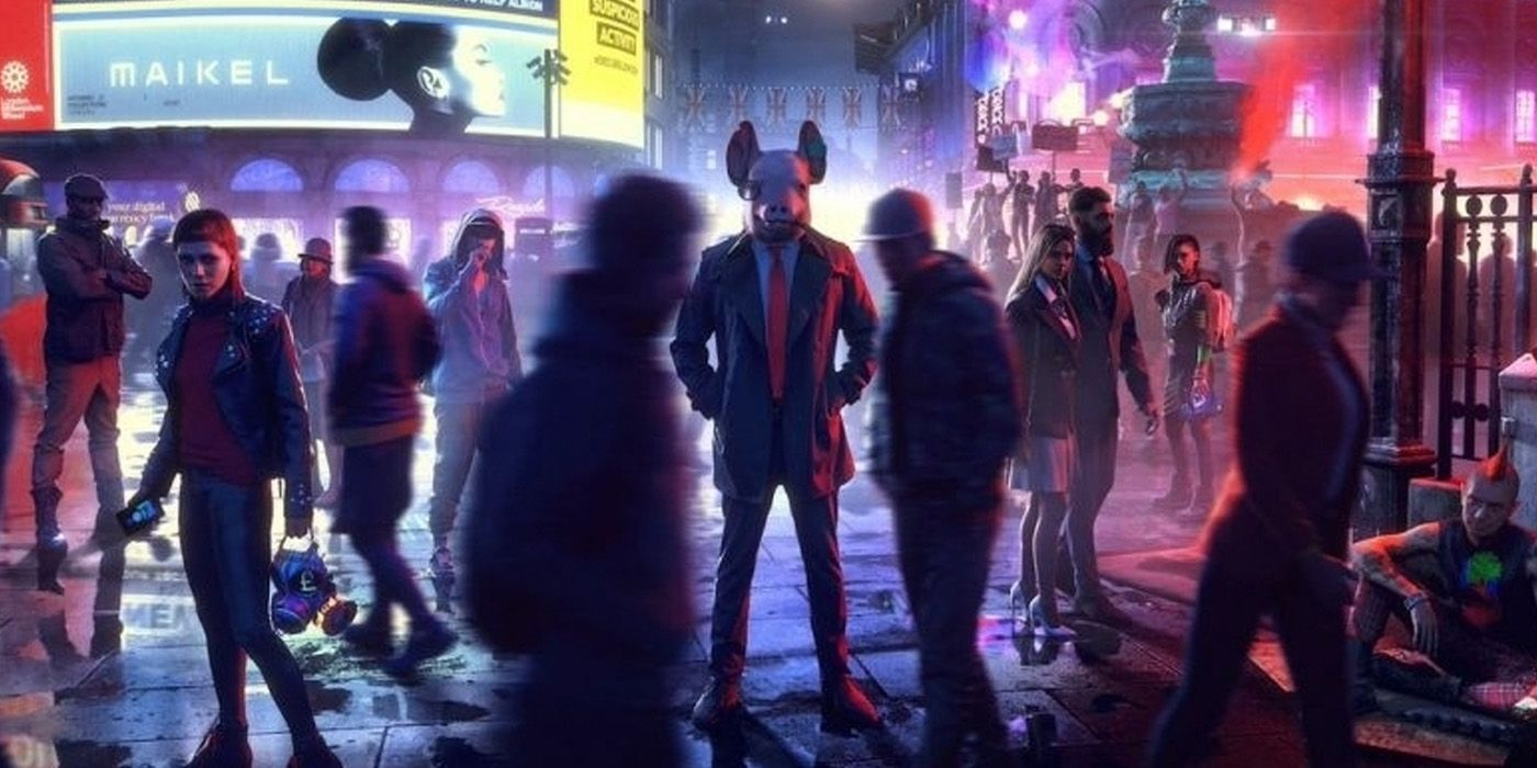 5 Reasons We Re Excited For Watch Dogs Legion 5 We Aren T