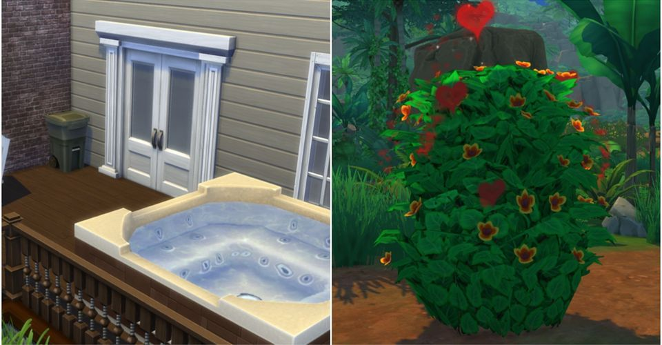 The Sims 4 All The Locations Where You Can Woohoo Game Rant