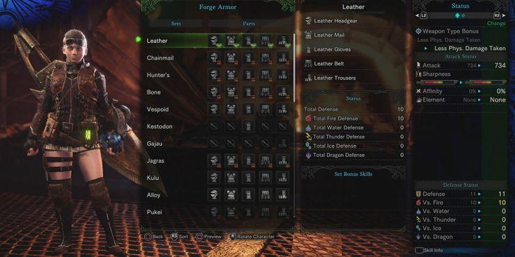 10 Best Layered Armor Sets In Monster Hunter World Iceborne