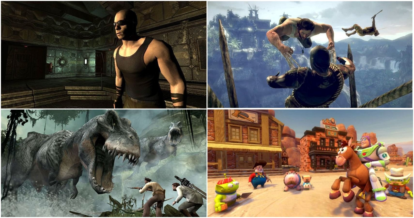 10 Movie-Based Video Games (That Are Better Than The Movie)