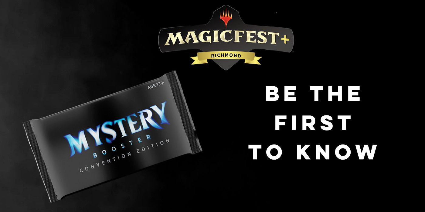Magic: The Gathering Mystery Boosters Are Chaos Draft with a Twist