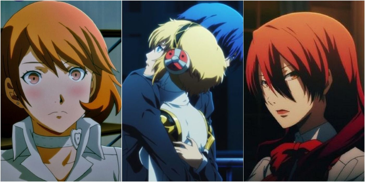 The Best Romances in Persona 3 | Game Rant