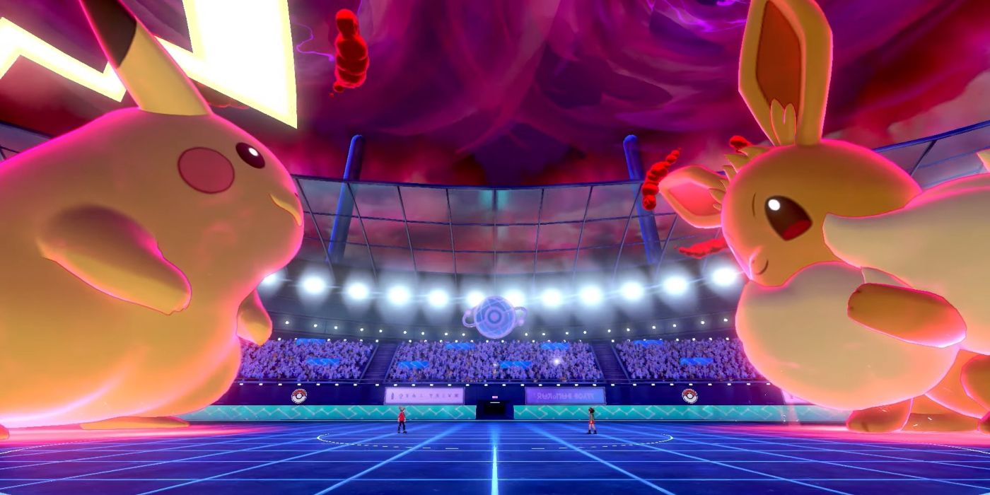 Pokemon Sword and Shield Datamine Reveals New Gigantamax Forms