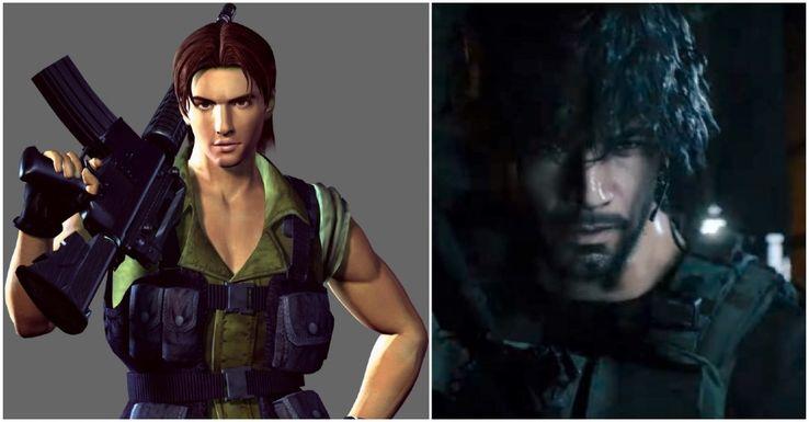 Every Revealed Resident Evil 3 Remake Character Design