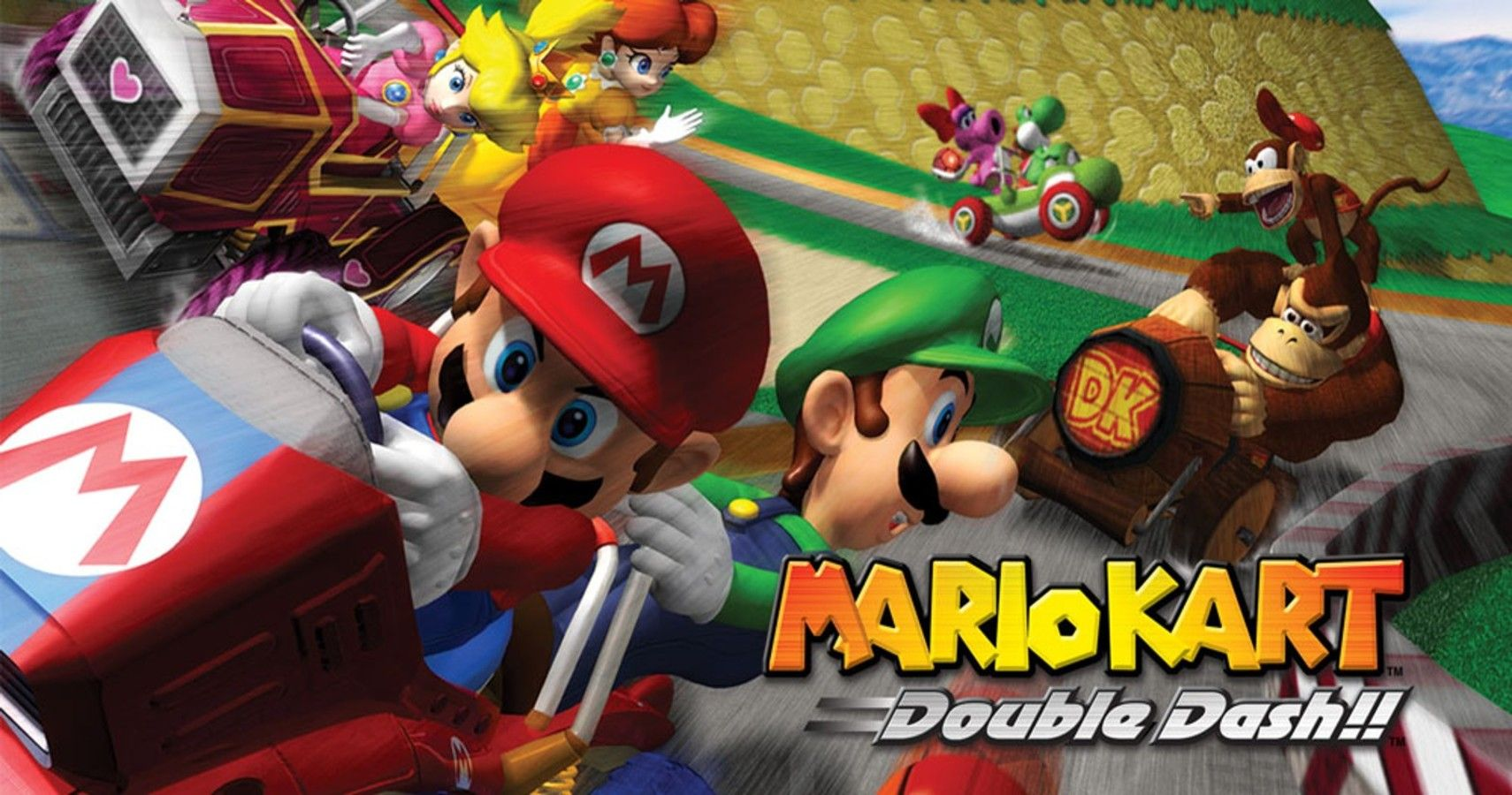 10 Best Tracks For Mario Kart Double Dash Ranked From Easiest To