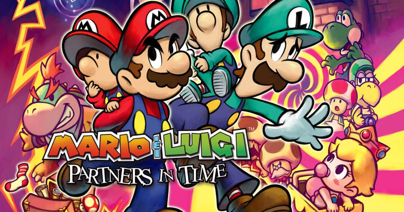 5 Things Great About Mario And Luigi Partners In Time 5