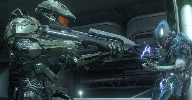 How long is halo 4