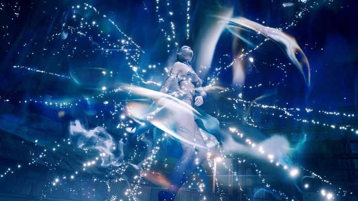 final fantasy 15 shiva out of bounds