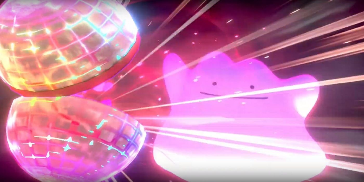 How to Get 6 IV Ditto in Pokemon Sword and Shield for Breeding