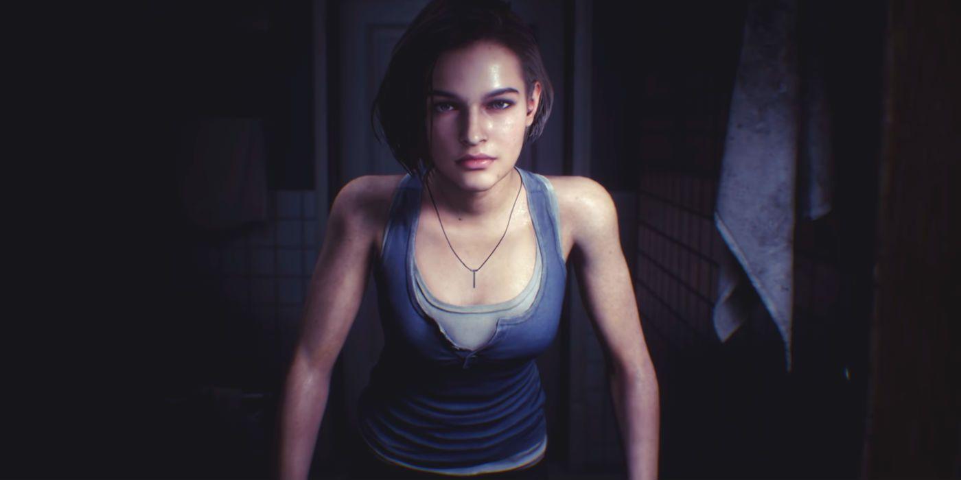 Resident Evil 3 Jill Prototype Actress Revealed