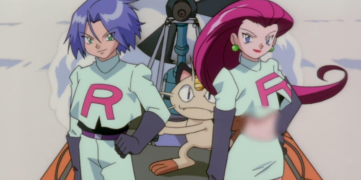 Pokemon Team Rocket