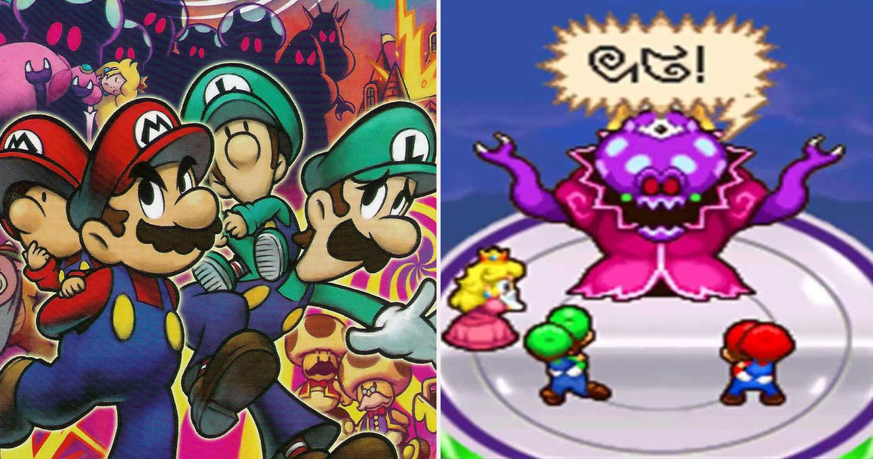 10 Hardest Bosses In Mario Luigi Partners In Time How