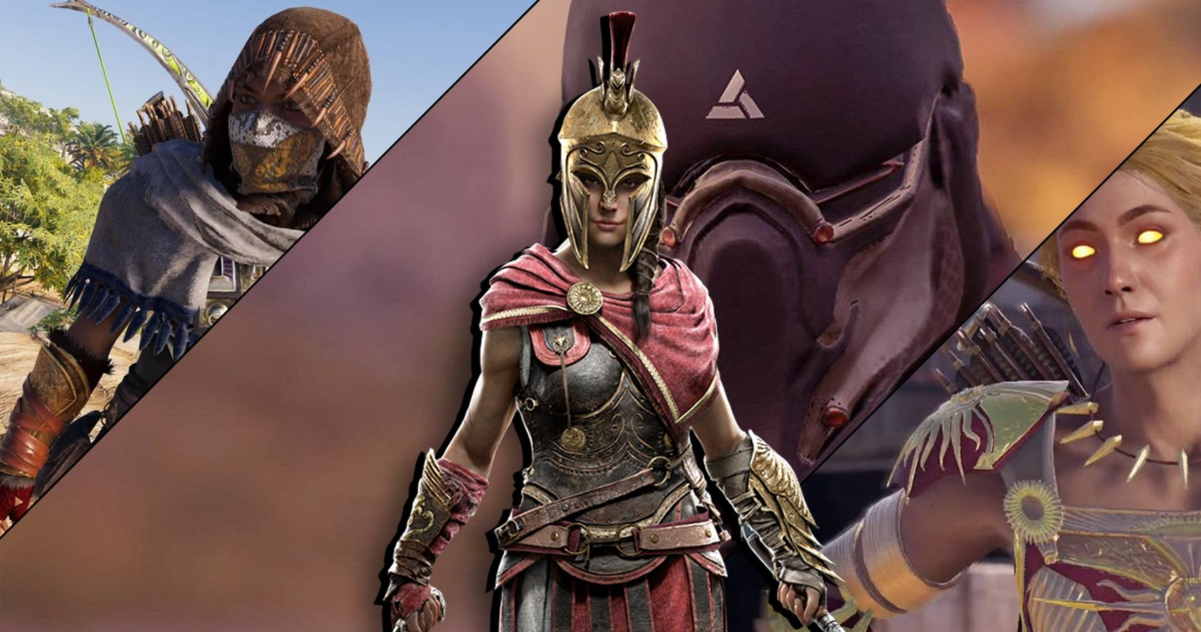 Assassin S Creed Odyssey Kassandra S 5 Best 5 Worst Outfits