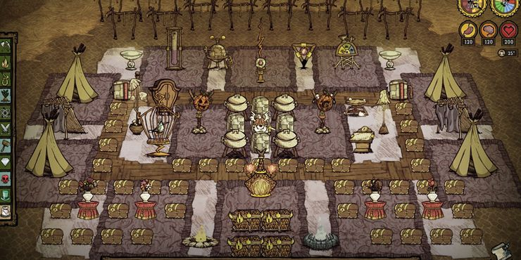 Don T Starve Together The Best Ways To Prepare For Each Season
