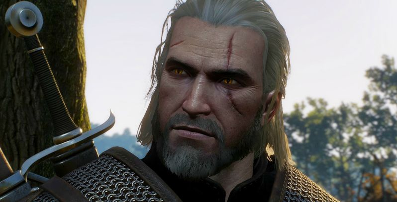 Artist Shows What Mortal Kombat 11 Geralt Dlc Would Look Like