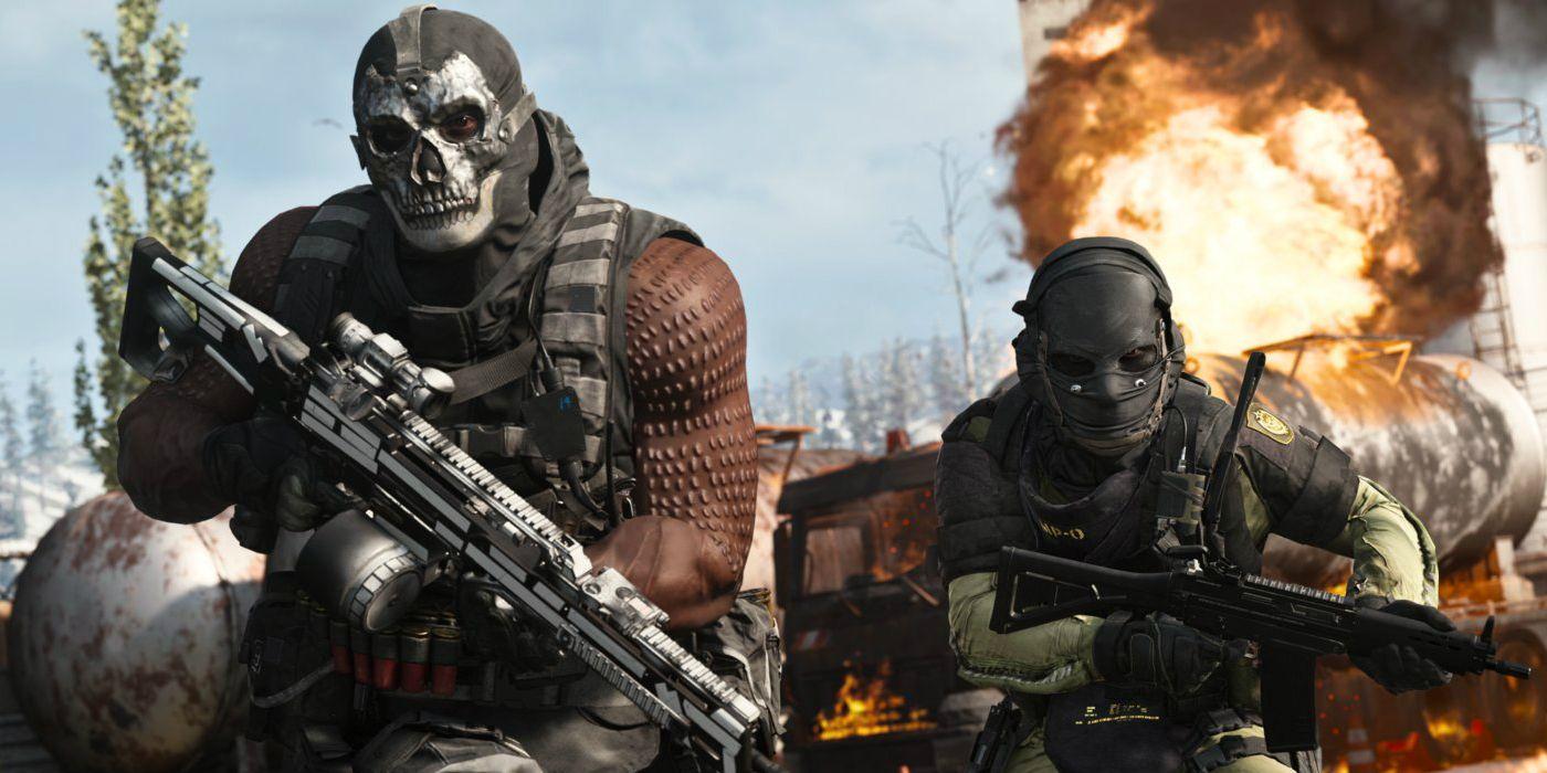 Call of Duty: Modern Warfare Adds New Playable Operator Mace