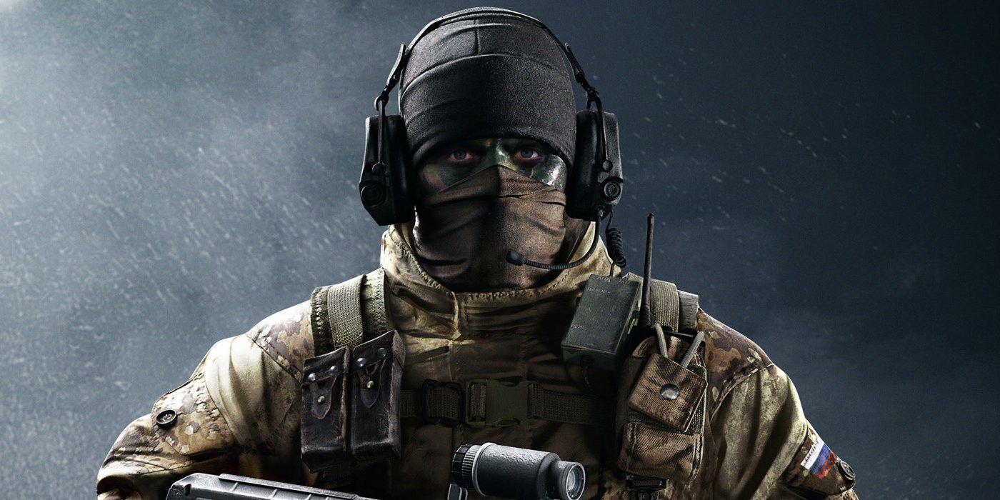 Rainbow Six Siege Operator Being Deactivated for Third Time