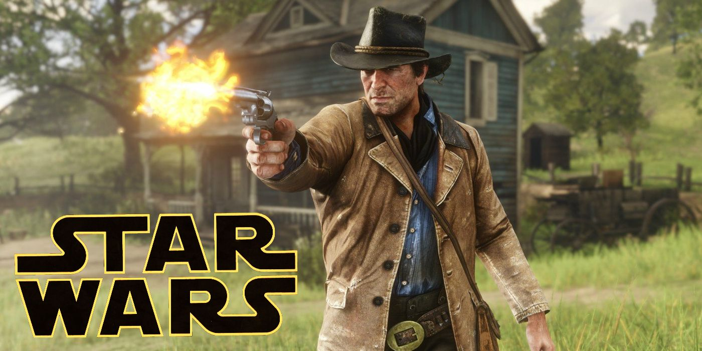 Red Dead Redemption 2 Video Shows Arthur 'Using' the Force
