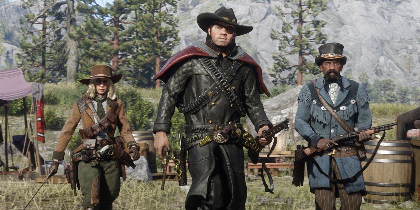 Red Dead Redemption 2 NPC Randomly Becomes A Murderer in Viral Clip