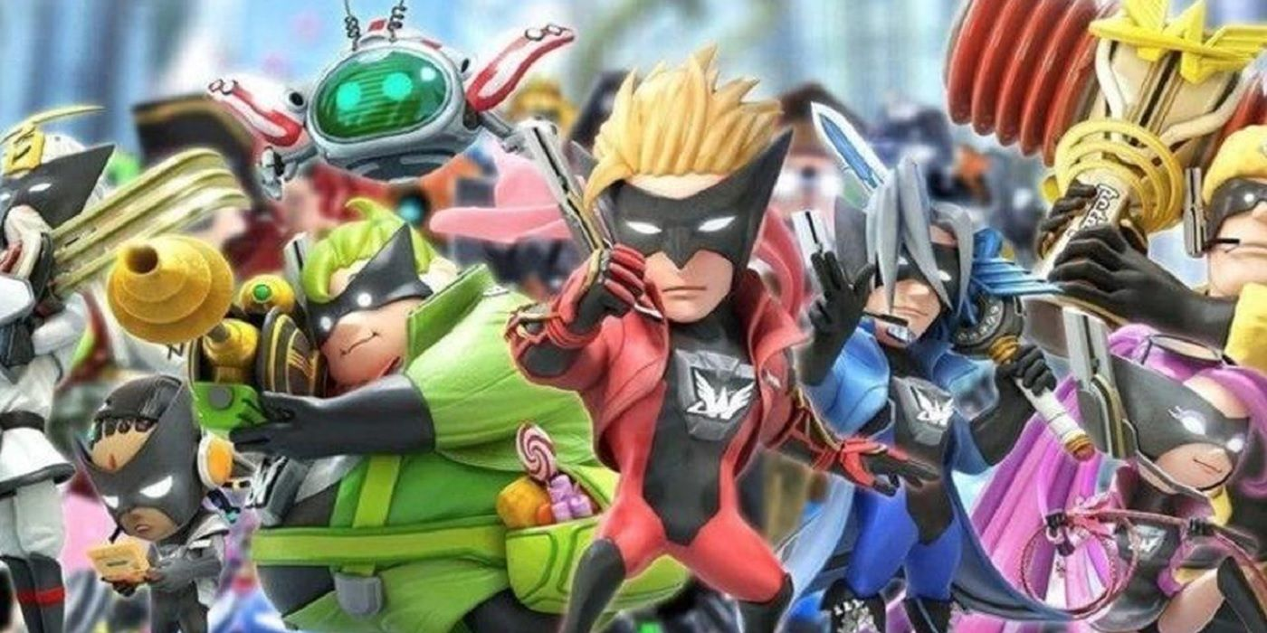 Platinum Games Wants to Make a Wonderful 101 Sequel