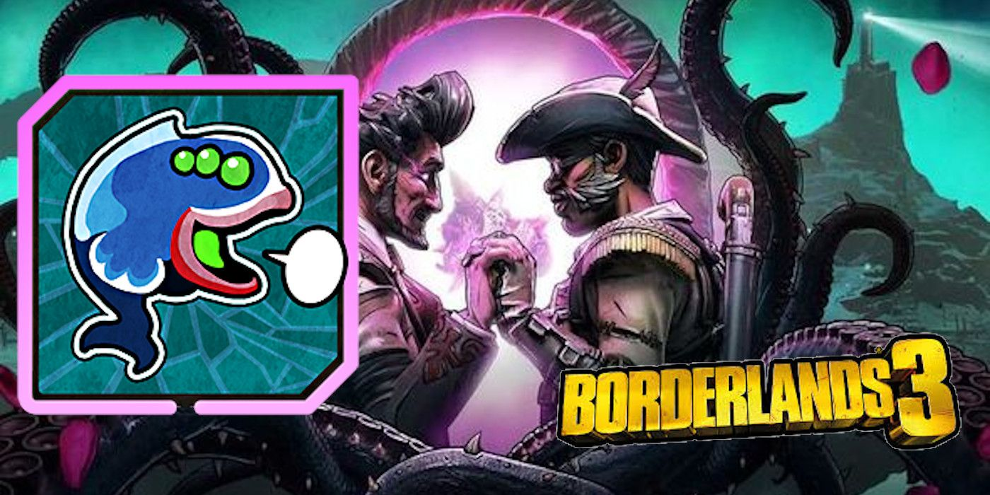 Borderlands 3 DLC: How to Listen to 25 Fish Jokes | Game Rant