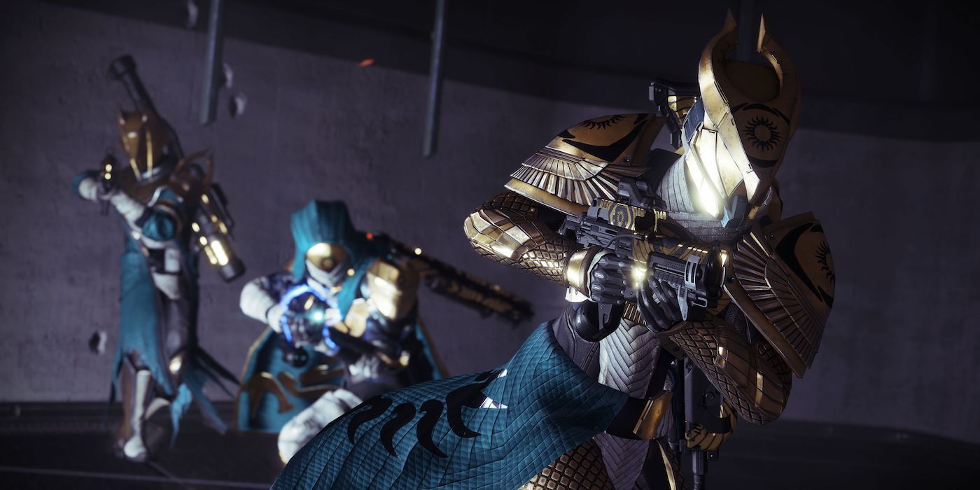 Destiny 2: Trials of Osiris Does Not Have Adept Weapons for Flawless
