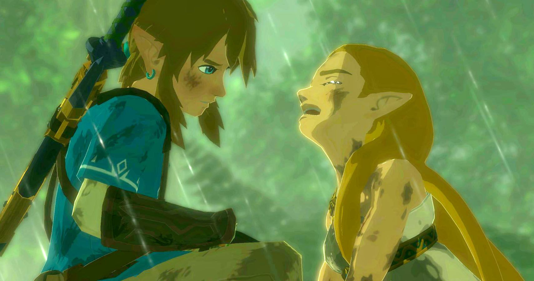 10 Things You Didn T Know About Link And Zelda S Relationship