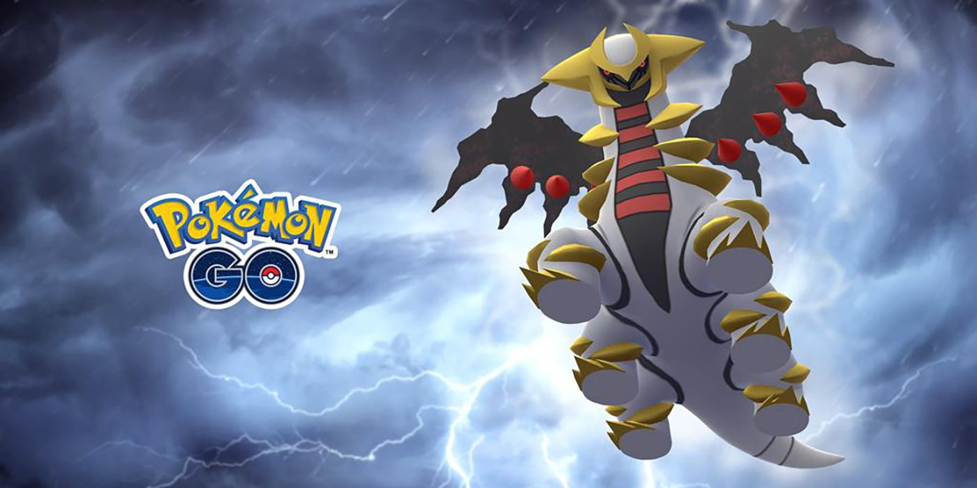 Pokemon Go Giratina Altered Forme Counters May 2020 Update