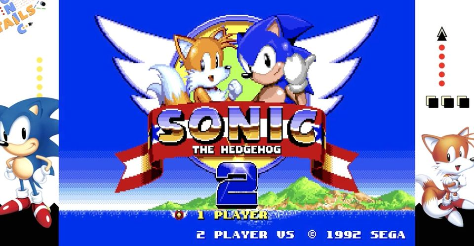 Sega Ages Sonic The Hedgehog 2 Review Game Rant