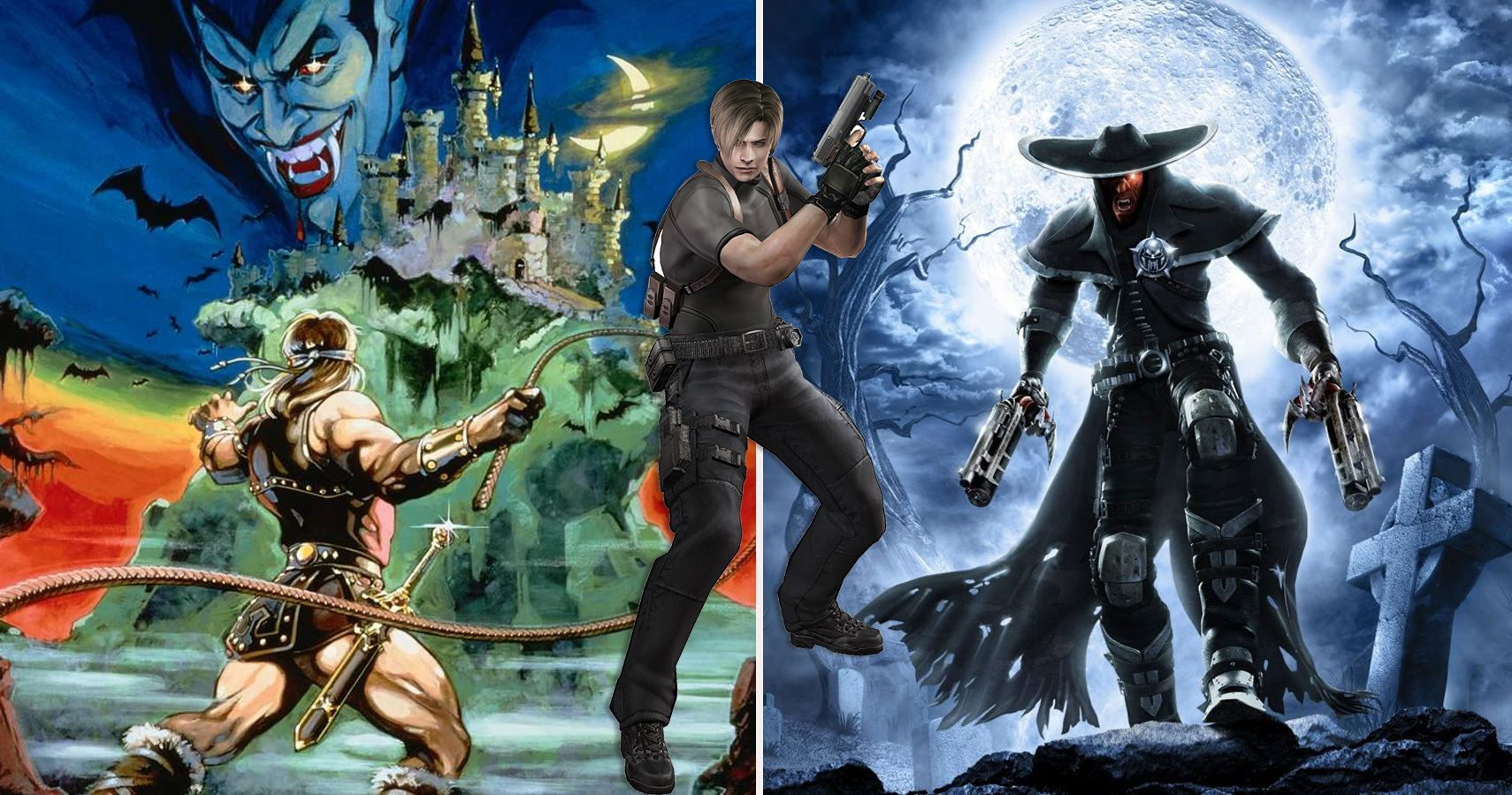 10 Horror Games We D Rather See Remade Instead Of Resident Evil 4