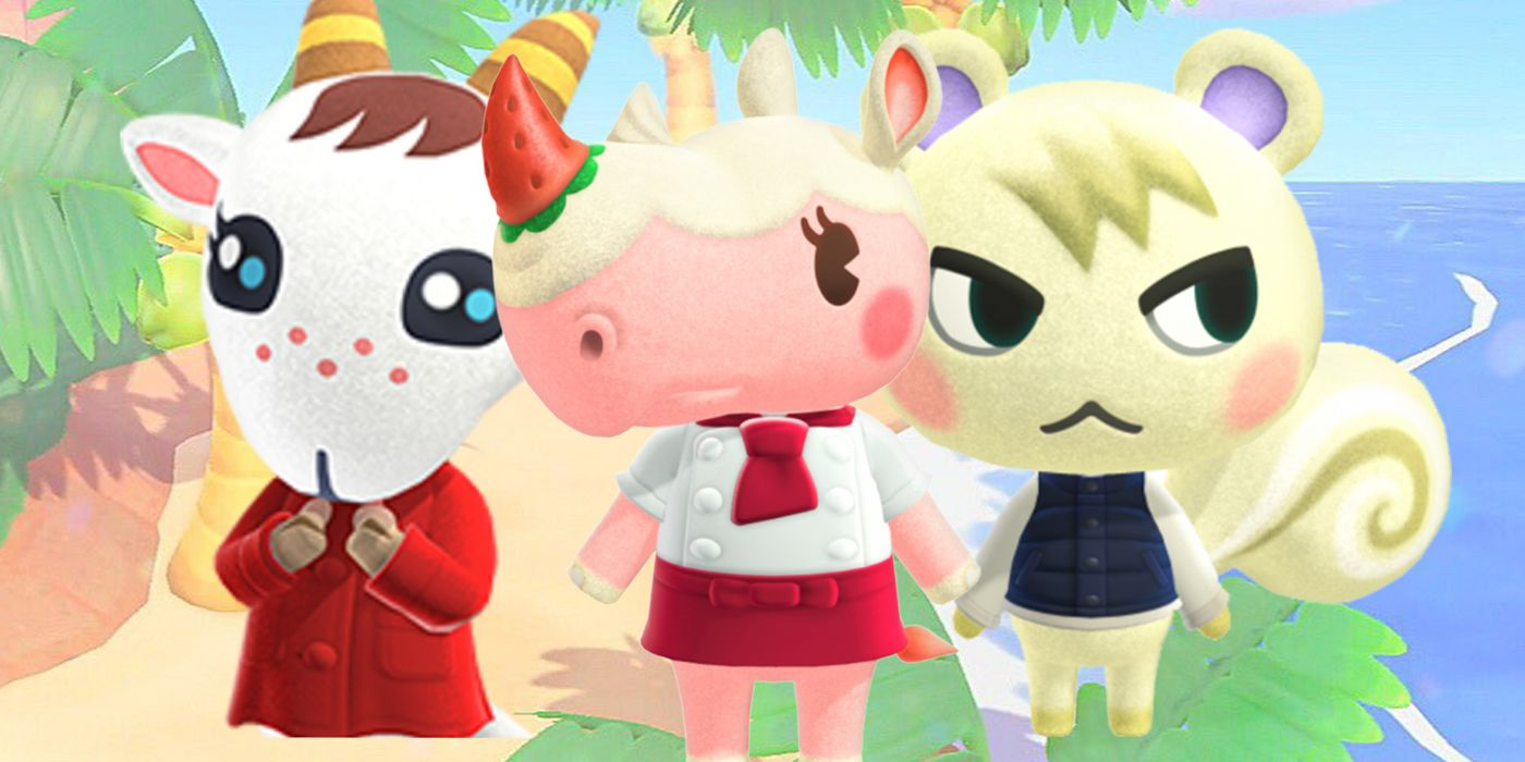 Animal Crossing New Horizons Villagers You Should Make Your Best