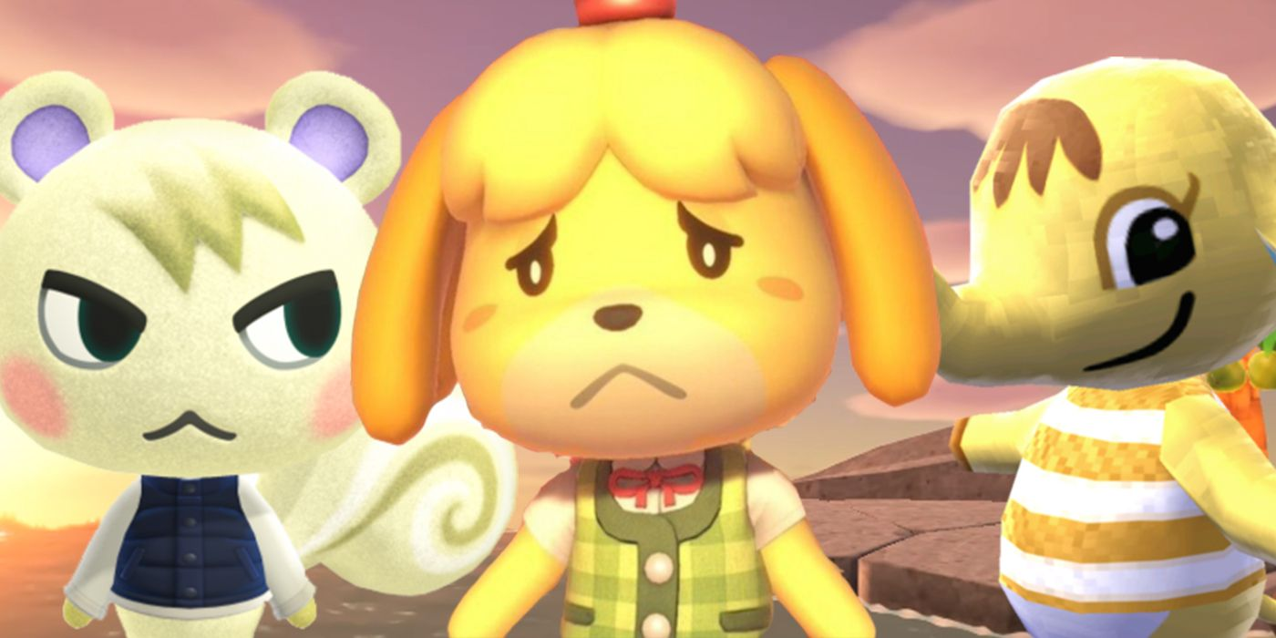 Animal Crossing New Horizons Villagers That Secretly Hate You