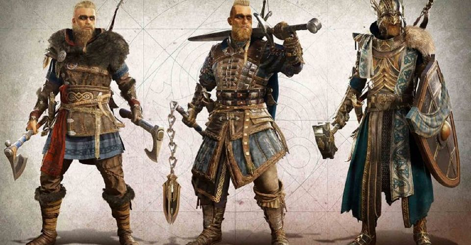 Assassin S Creed Valhalla Reveals Protagonist Name And More Details